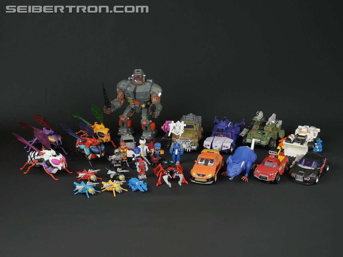 Transformers BotCon Exclusives Sentinel Prime (Image #54 of 61)