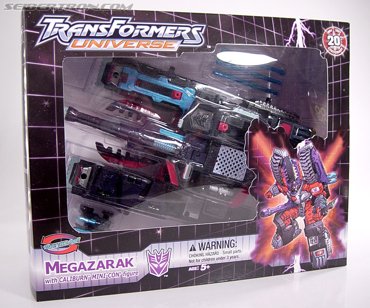Transformers BotCon Exclusives Megazarak (Image #1 of 89)