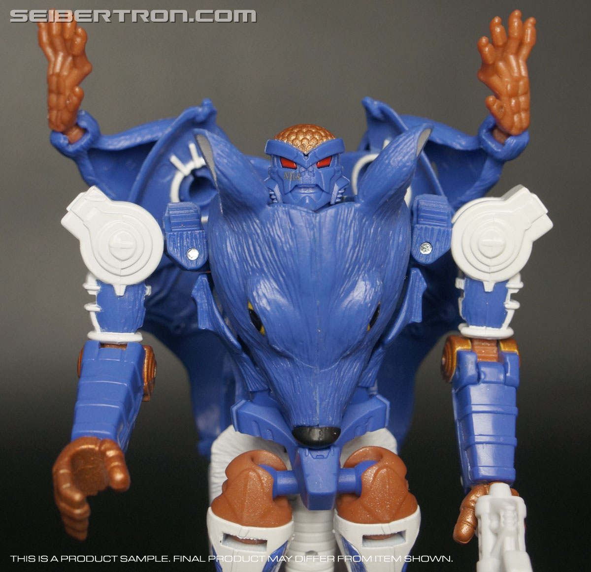 """Transformers BotCon Exclusives Packrat """"The Thief"""" (Image #56 of 125)"""