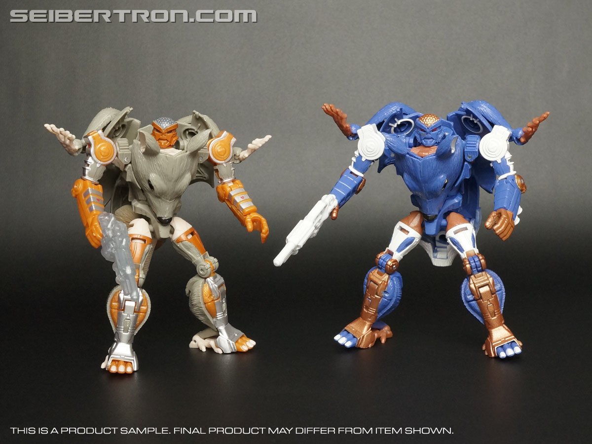 "Transformers BotCon Exclusives Packrat ""The Thief"" (Image #107 of 125)"