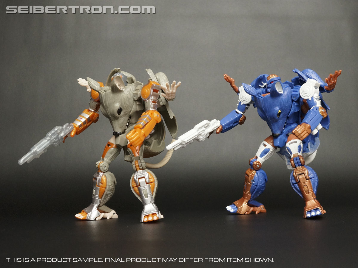 """Transformers BotCon Exclusives Packrat """"The Thief"""" (Image #113 of 125)"""