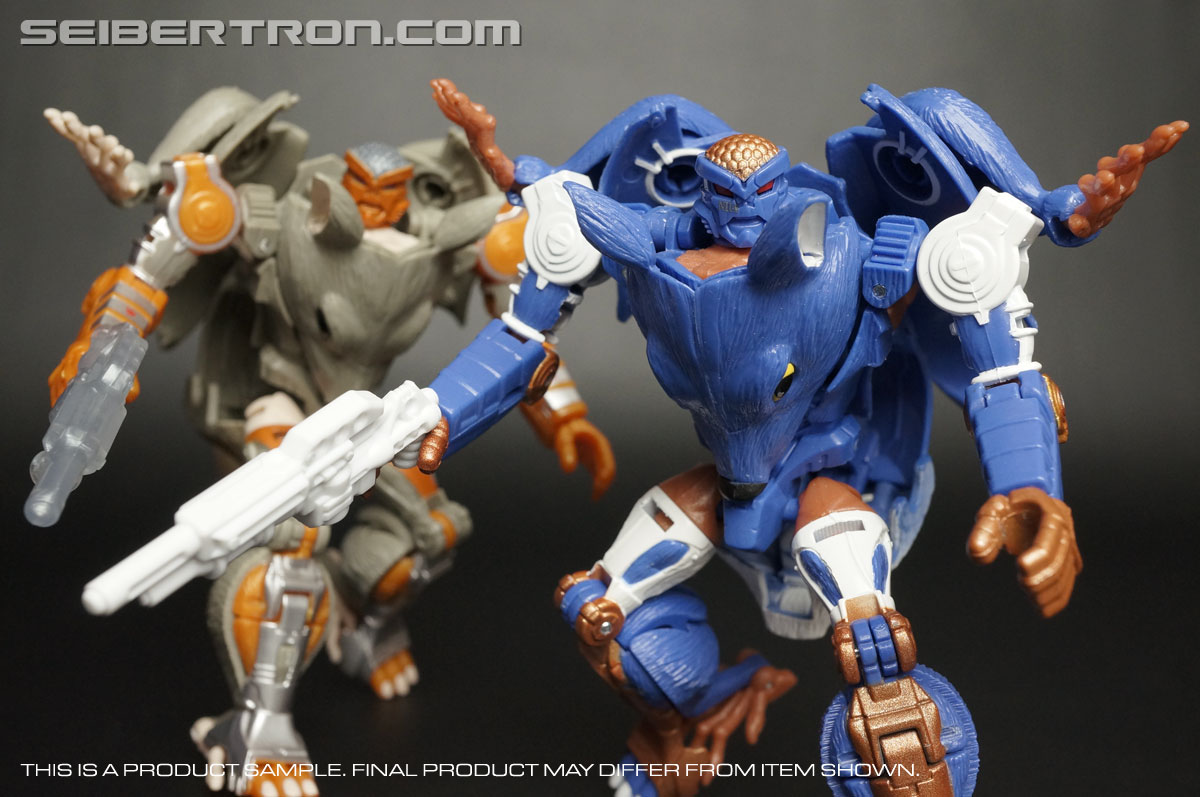 "Transformers BotCon Exclusives Packrat ""The Thief"" (Image #116 of 125)"