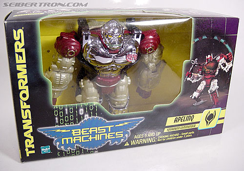 Transformers BotCon Exclusives Apelinq (Image #1 of 84)