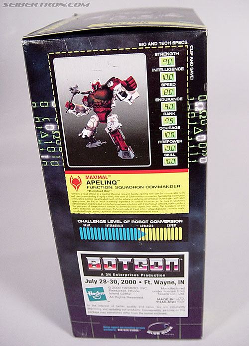 Transformers BotCon Exclusives Apelinq (Image #15 of 84)