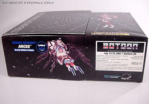 Transformers BotCon Exclusives Arcee (Image #20 of 90)