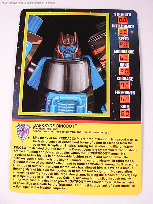 Transformers BotCon Exclusives Dinobot (Image #1 of 120)