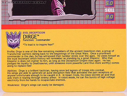 Transformers BotCon Exclusives Dirge (Image #94 of 95)