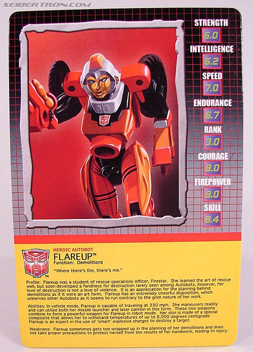 Transformers BotCon Exclusives Flareup (Image #4 of 81)