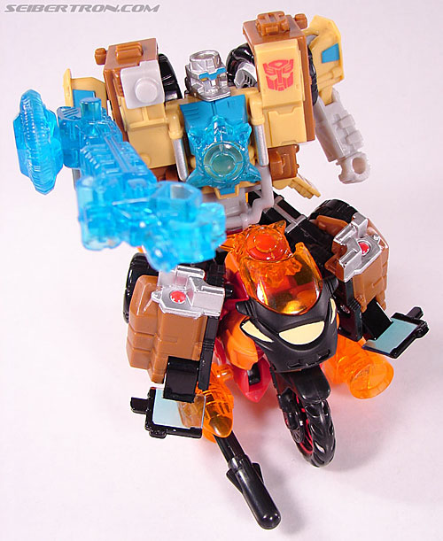 Transformers BotCon Exclusives Flareup (Image #36 of 81)