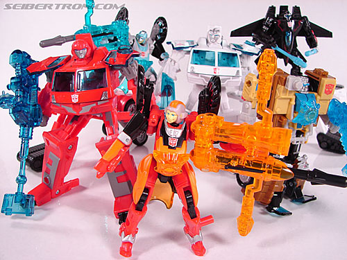 Transformers BotCon Exclusives Flareup (Image #80 of 81)