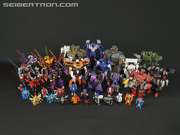 Transformers BotCon Exclusives Headmaster (Image #44 of 46)