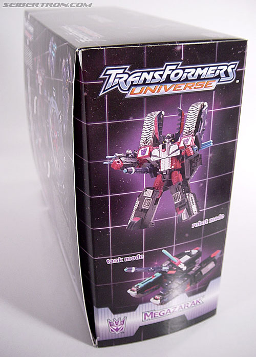 Transformers BotCon Exclusives Megazarak (Image #3 of 89)