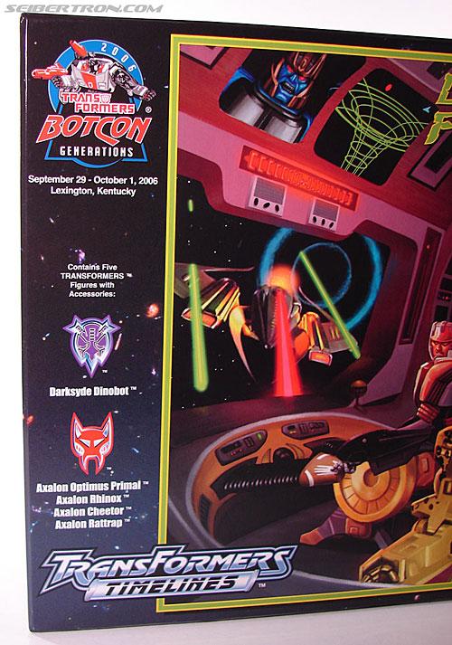 Transformers BotCon Exclusives Optimus Primal (Image #6 of 178)