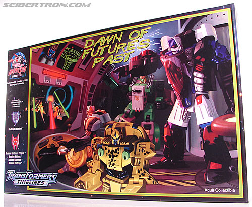 Transformers BotCon Exclusives Optimus Primal (Image #19 of 178)