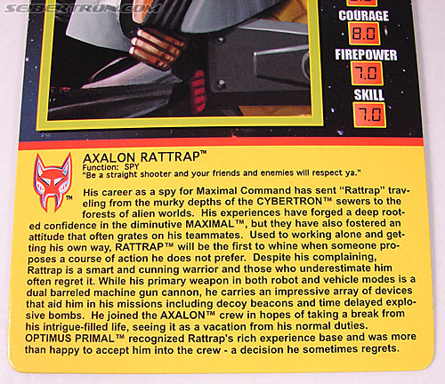 Transformers BotCon Exclusives Rattrap (Image #4 of 118)