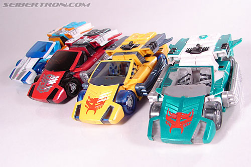 Transformers BotCon Exclusives Tigatron (Image #24 of 112)