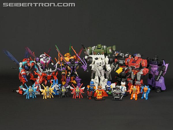 Transformers BotCon Exclusives Waruder Parasite Drone (Image #108 of 109)