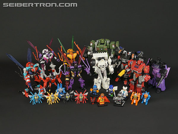 Transformers BotCon Exclusives Waruder Parasite Drone (Image #109 of 109)