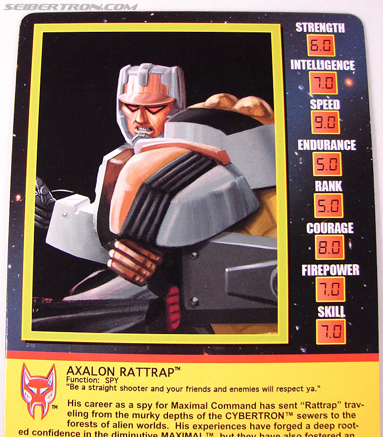 Transformers BotCon Exclusives Rattrap (Image #2 of 118)