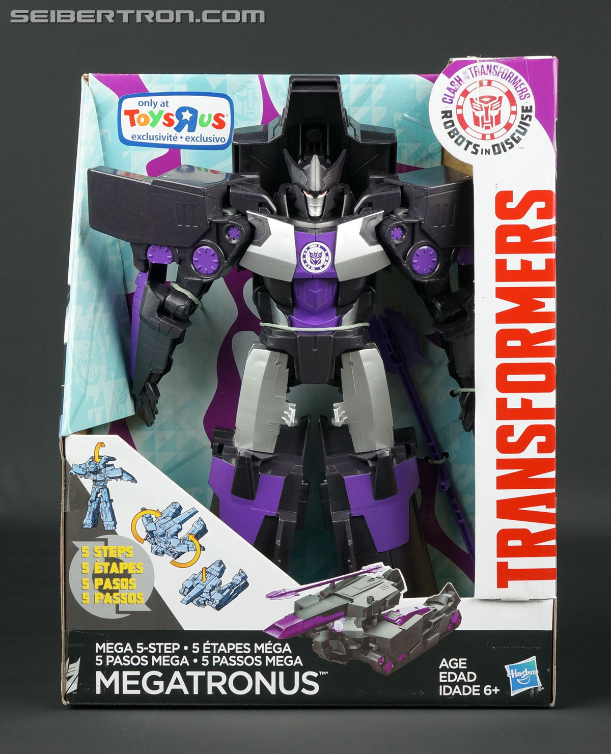 Clash of the Transformers Megatronus (Image #1 of 115)