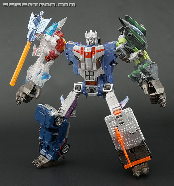 Transformers News: Top 5 Best Transformers Combiners Toys Post G1
