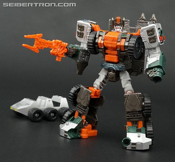 Transformers News: New Galleries: Unite Warriors UW-06 Combiner Haunt Leader Grand Galvatron