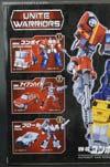Transformers Unite Warriors Convoy Grand Prime (Optimus Maximus)  - Image #12 of 113