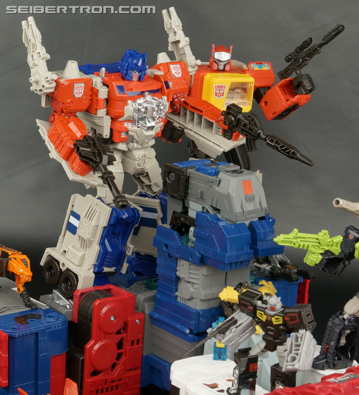 Transformers Titans Return Fortress Maximus (Image #90 of 399)