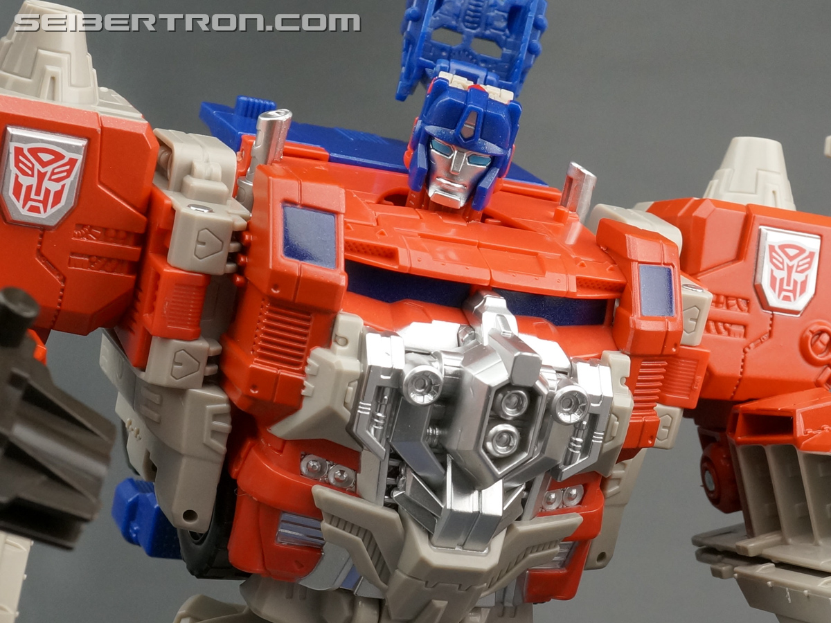 titans return optimus prime instructions