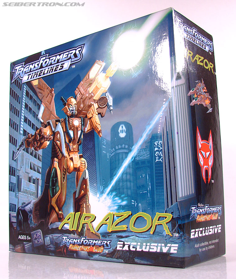 Transformers Club Exclusives Airazor (Chromia 10 Pilot) (Image #12 of 132)