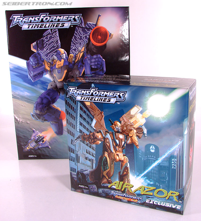 Transformers Club Exclusives Airazor (Chromia 10 Pilot) (Image #16 of 132)