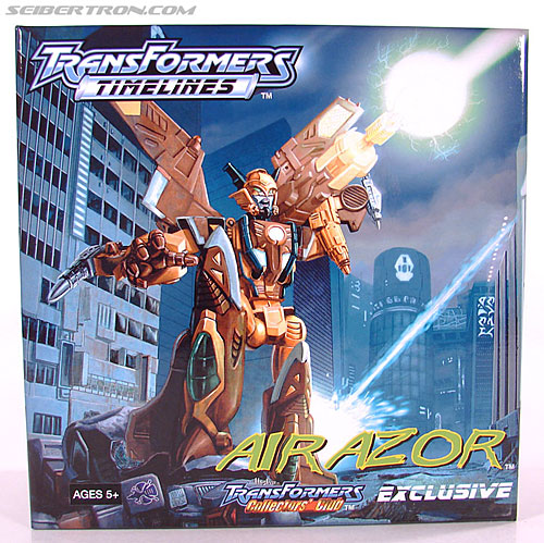 Transformers Club Exclusives Airazor (Chromia 10 Pilot) (Image #1 of 132)