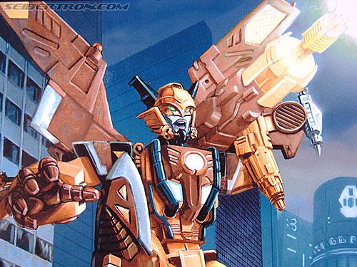 Transformers Club Exclusives Airazor (Chromia 10 Pilot) (Image #3 of 132)