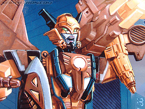 Transformers Club Exclusives Airazor (Chromia 10 Pilot) (Image #4 of 132)