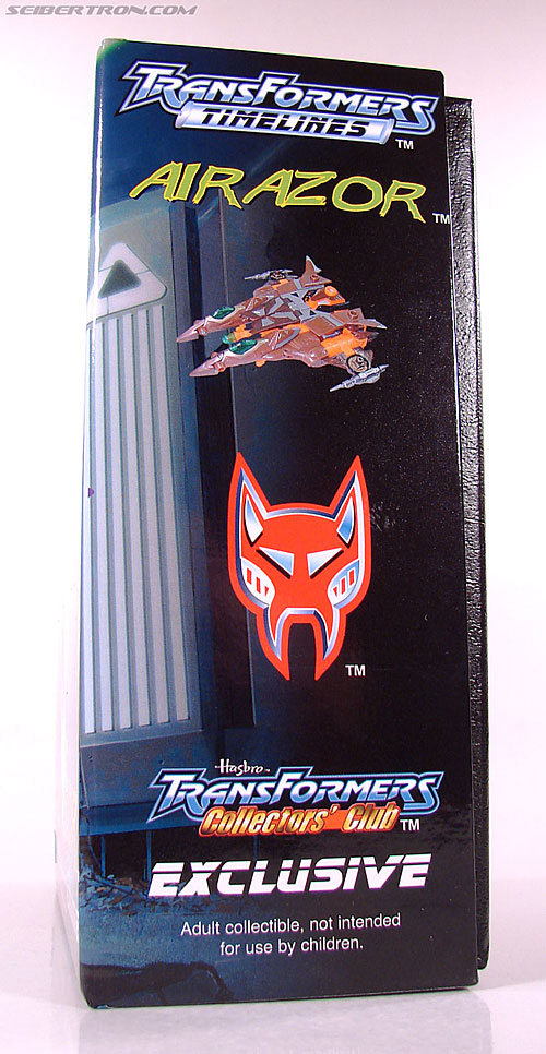 Transformers Club Exclusives Airazor (Chromia 10 Pilot) (Image #11 of 132)