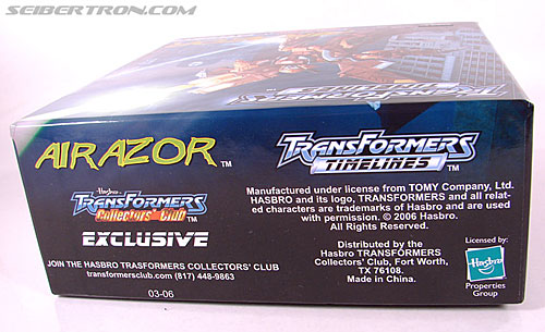 Transformers Club Exclusives Airazor (Chromia 10 Pilot) (Image #14 of 132)