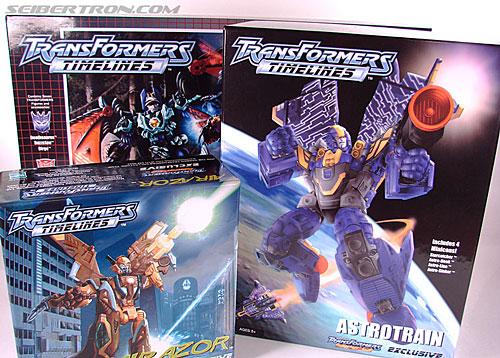 Transformers Club Exclusives Airazor (Chromia 10 Pilot) (Image #19 of 132)