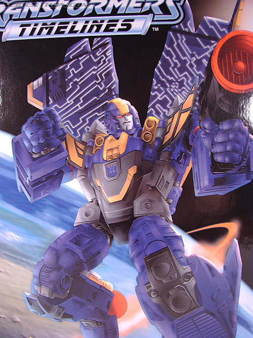 Transformers Club Exclusives Astrotrain (Image #4 of 176)