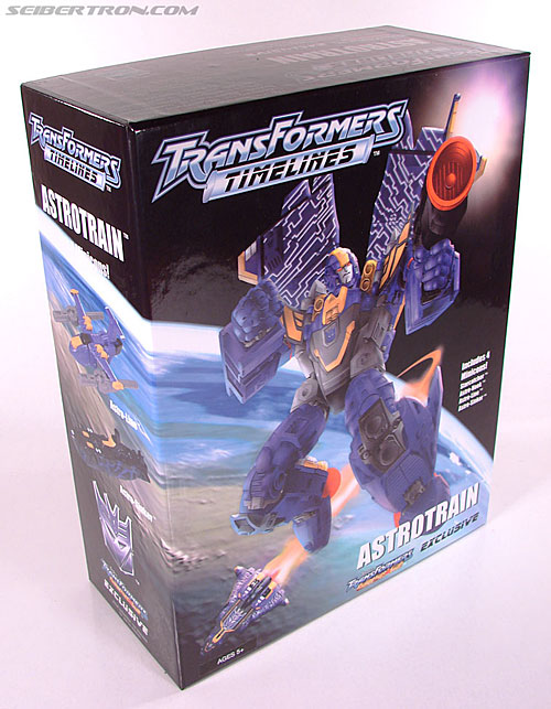 Transformers Club Exclusives Astrotrain (Image #9 of 176)