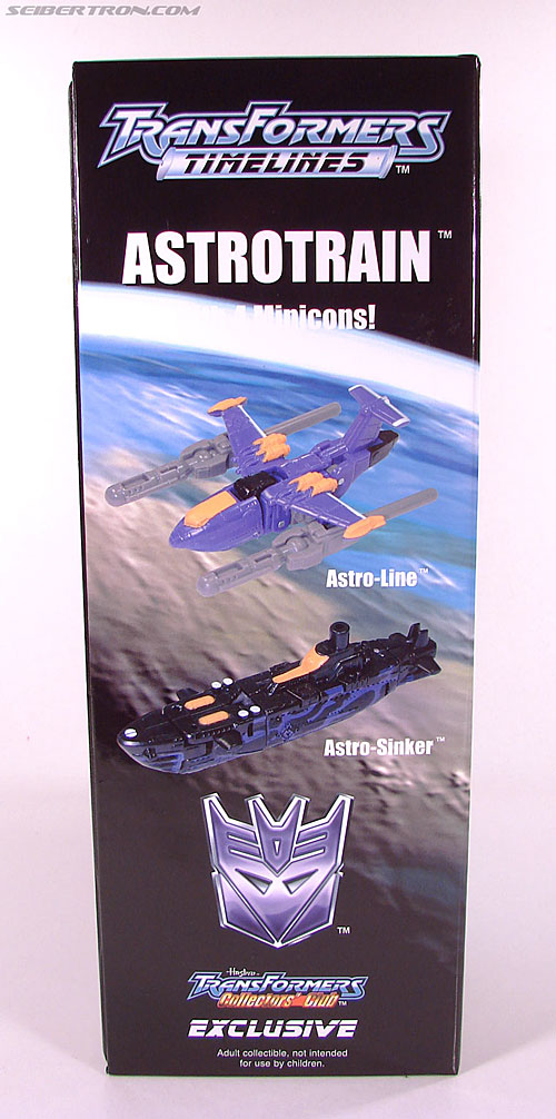 Transformers Club Exclusives Astrotrain (Image #10 of 176)