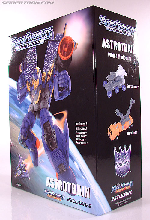 Transformers Club Exclusives Astrotrain (Image #14 of 176)