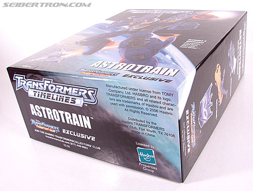 Transformers Club Exclusives Astrotrain (Image #17 of 176)