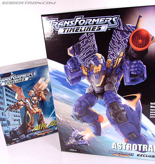 Transformers Club Exclusives Astrotrain (Image #18 of 176)