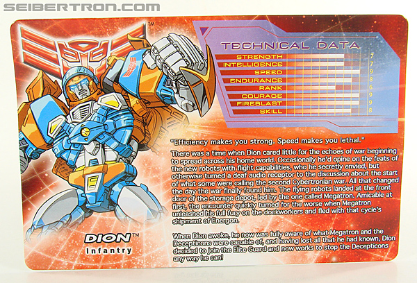 Transformers Club Exclusives Dion (Image #5 of 167)