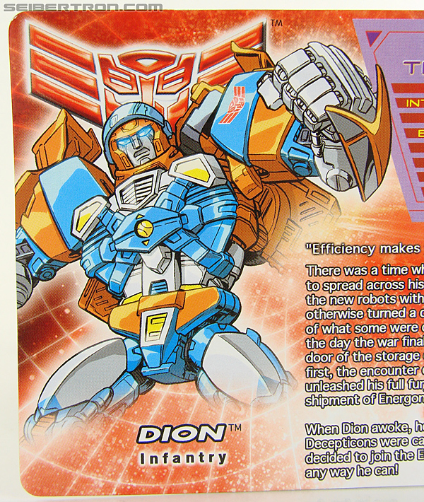 Transformers Club Exclusives Dion (Image #6 of 167)