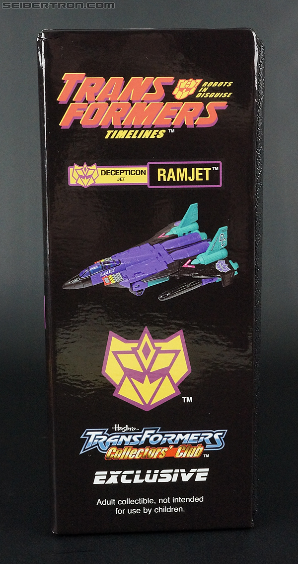 Transformers Club Exclusives G2 Ramjet (Image #10 of 196)
