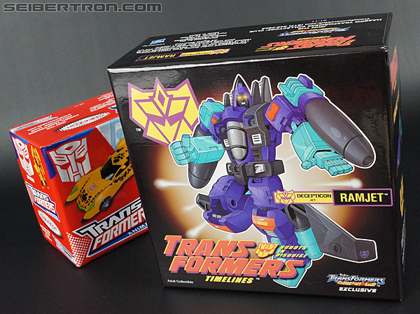 Transformers Club Exclusives G2 Ramjet (Image #15 of 196)