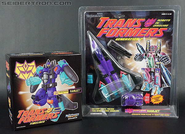 Transformers Club Exclusives G2 Ramjet (Image #27 of 196)