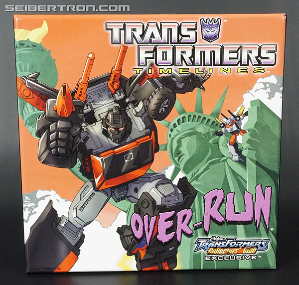 Transformers Club Exclusives Over-Run (Runabout) (Image #1 of 282)