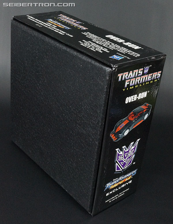 Transformers Club Exclusives Over-Run (Runabout) (Image #9 of 282)